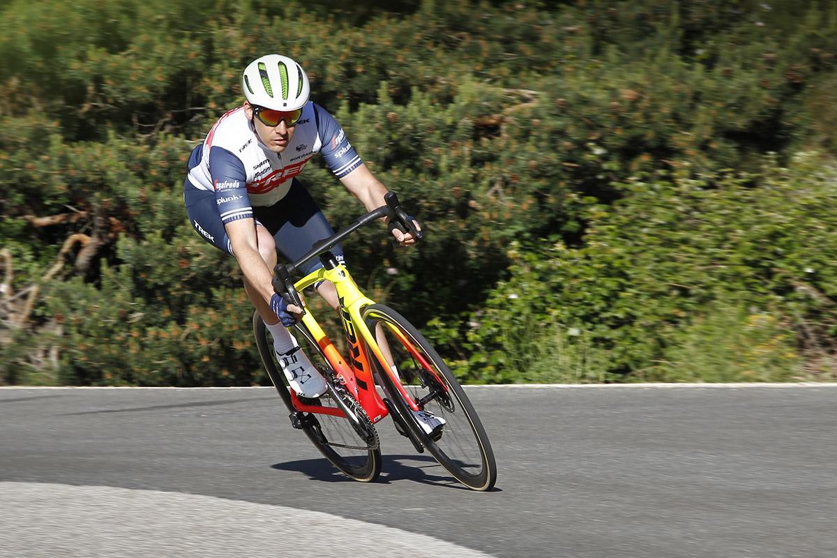 Primeras pedaladas con la Trek Émonda de 2021, la escaladora de 3ª generación