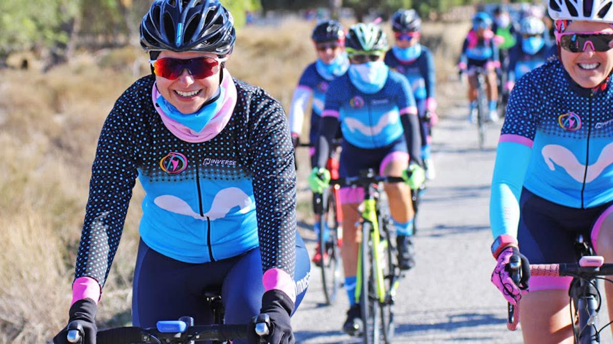 Women in Bike, el proyecto que ha logrado 7.500 encuentros de mujeres ciclistas