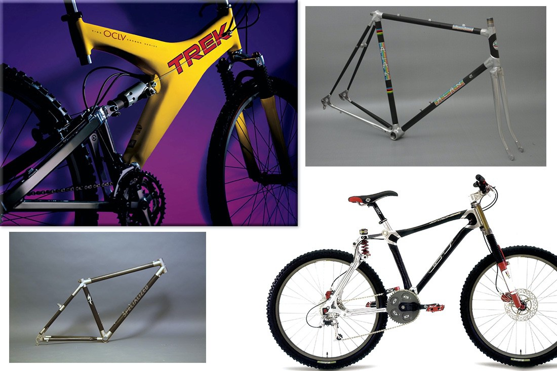 Informe: Materiales para cuadros de bicicletas | Maillot Magazine