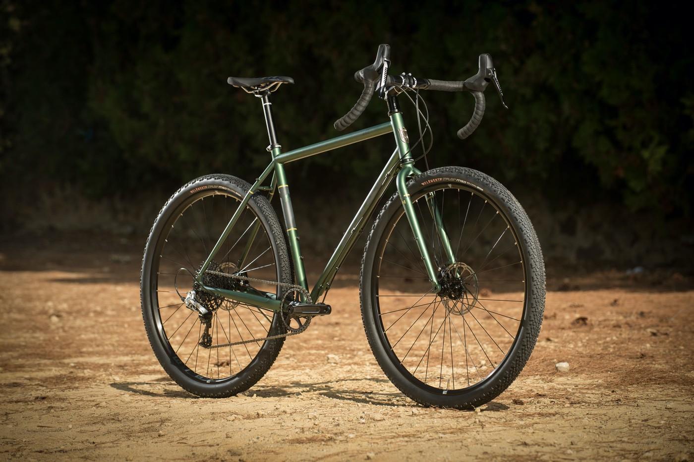 Informe: Materiales para cuadros de bicicletas, acero