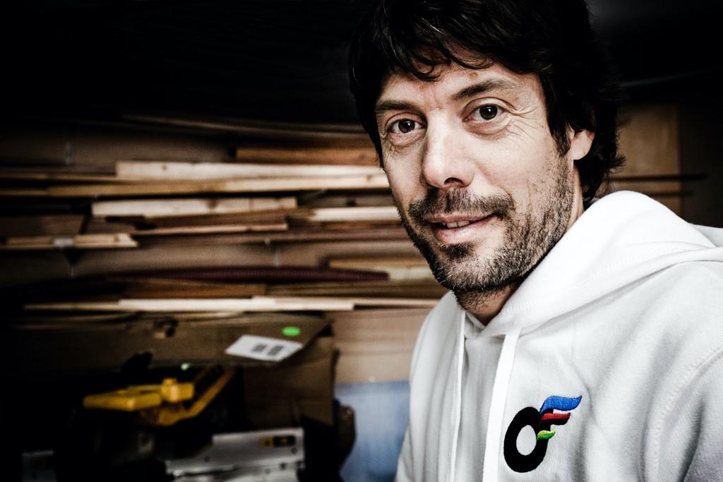 Oscar Freire: el hombre bajo el ciclista del maillot arcoiris