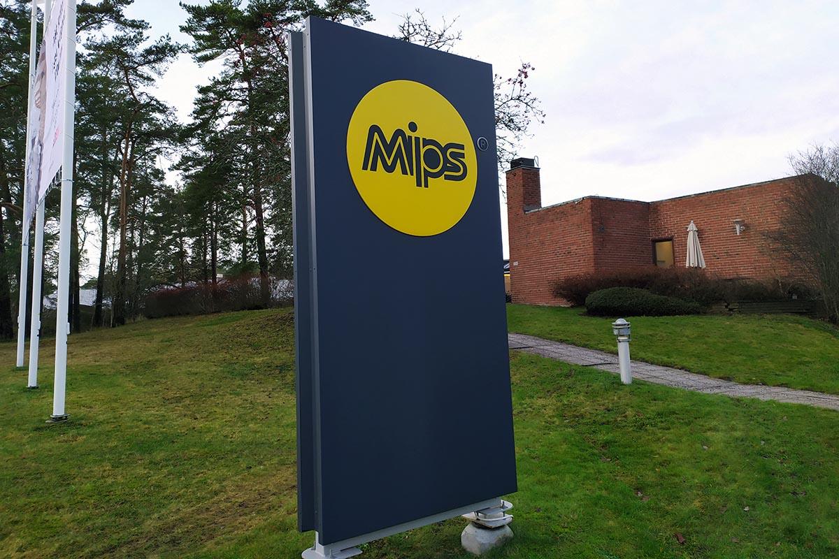 Entrada de la sede de MIPS