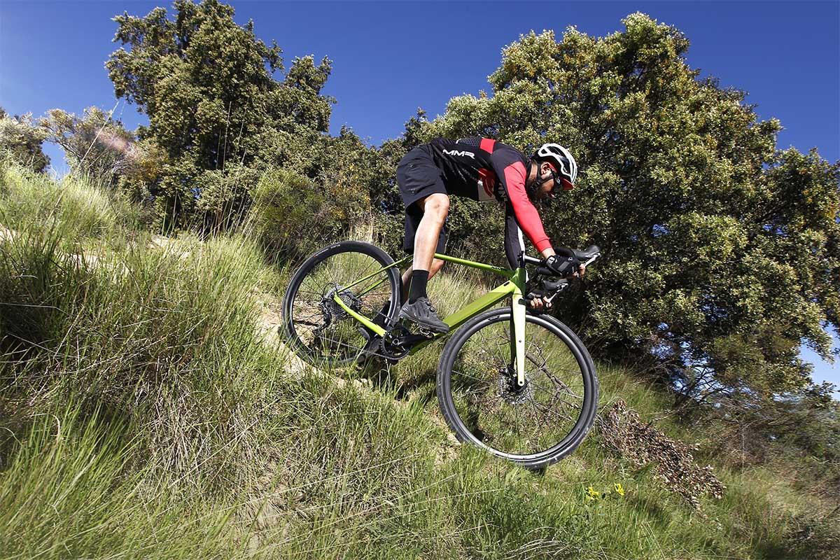 Probamos la MMR X-Beat, la e-bike de gravel con motor eBikemotion