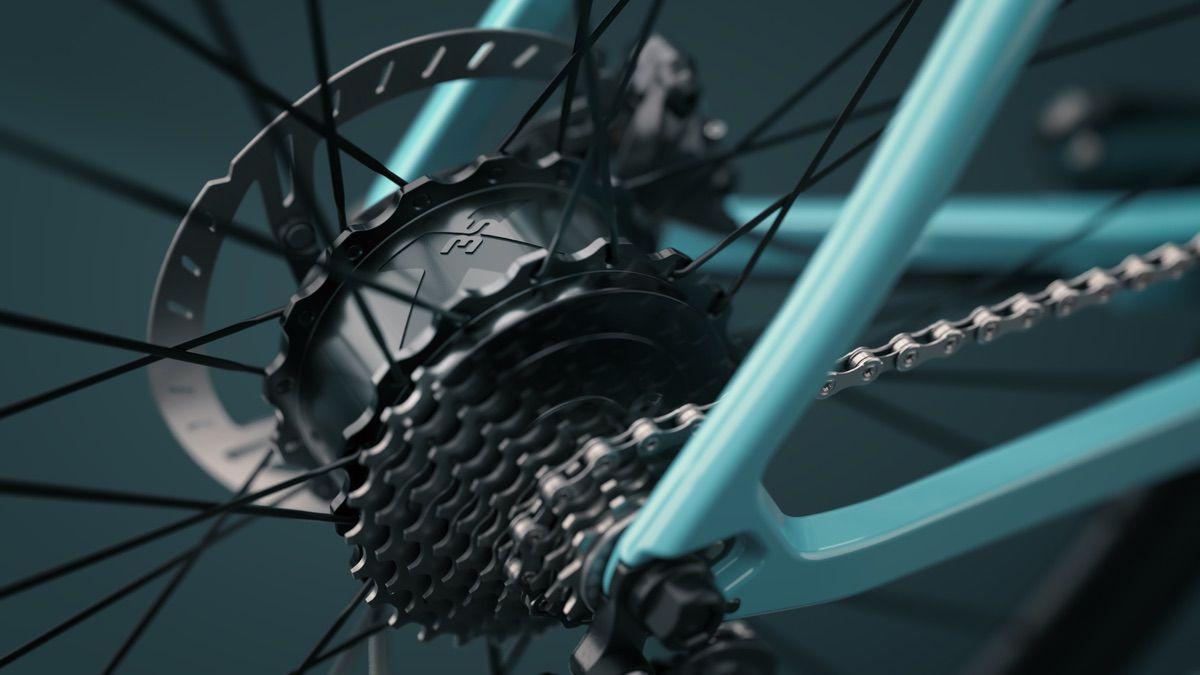 El motor de una e-bike urbana ¿mejor en la rueda trasera o en el pedalier?