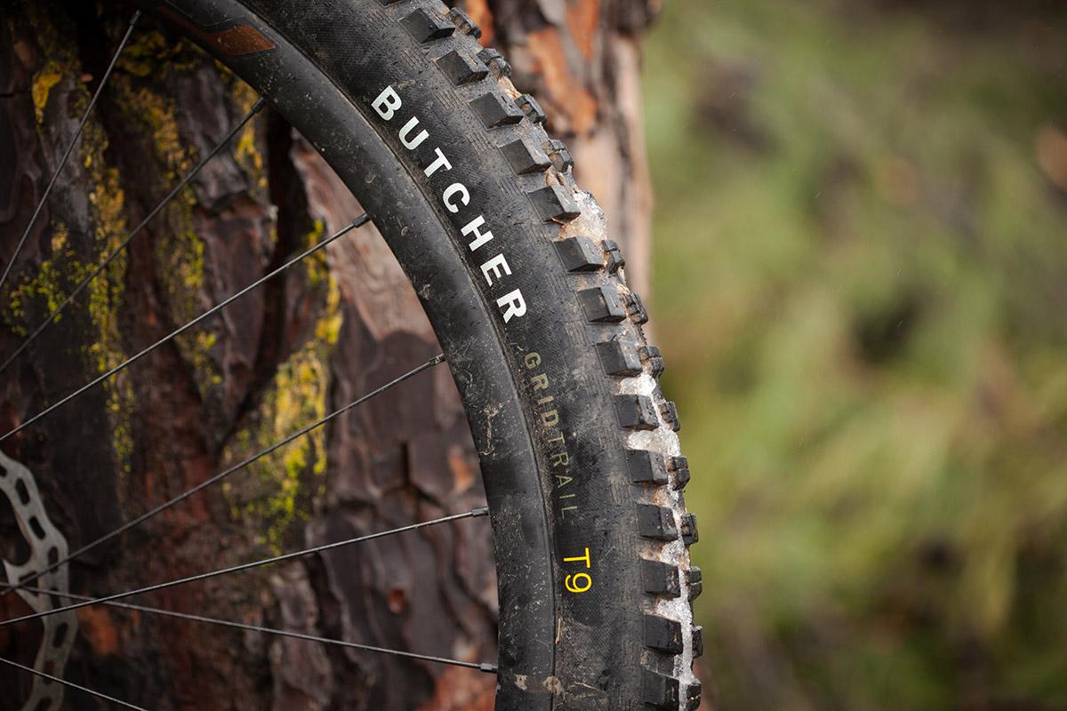 Test: Neumáticos Specialized Butcher Grid Trail 2BR T9