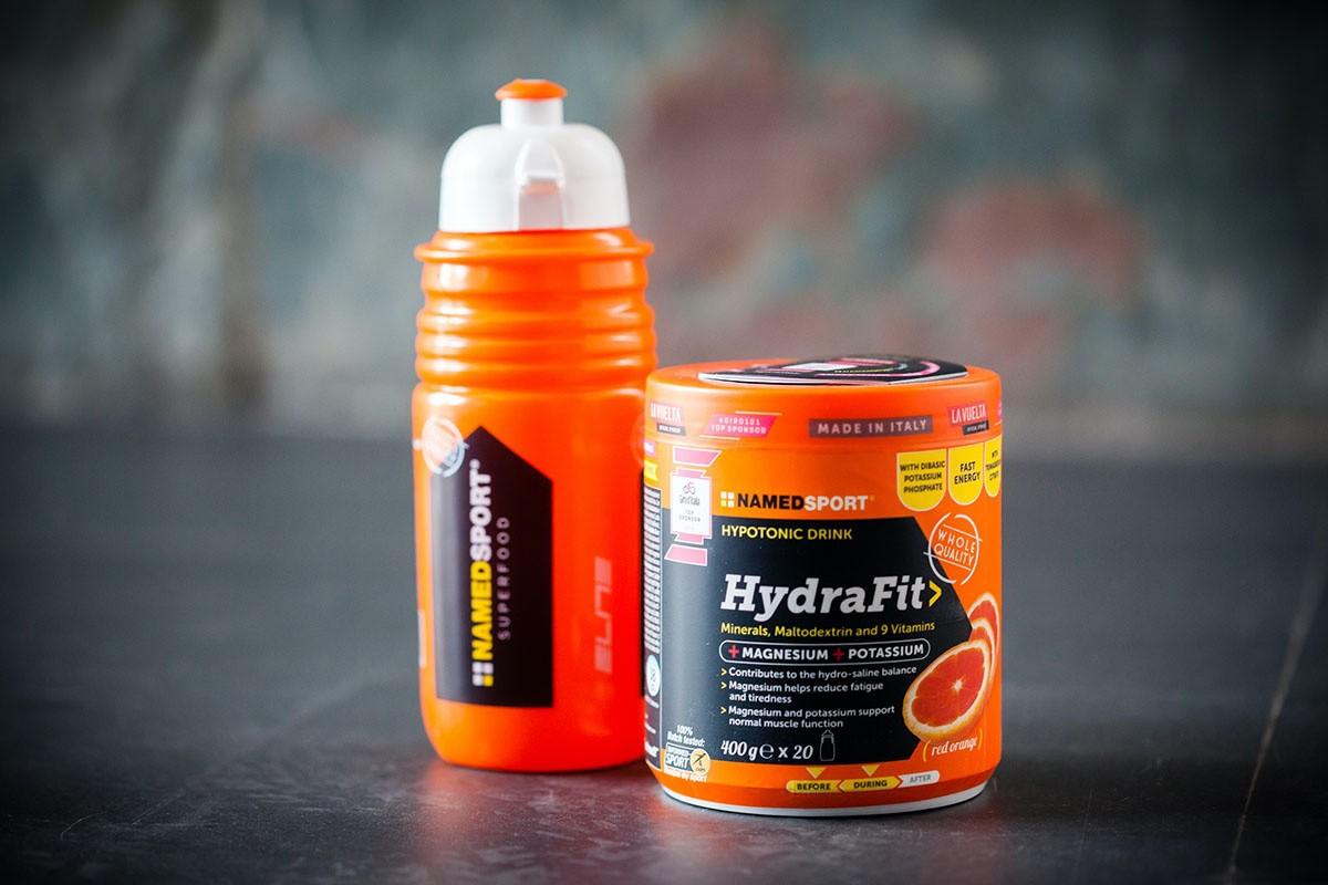 Namedsport Hydrafit sabor naranja sanguina