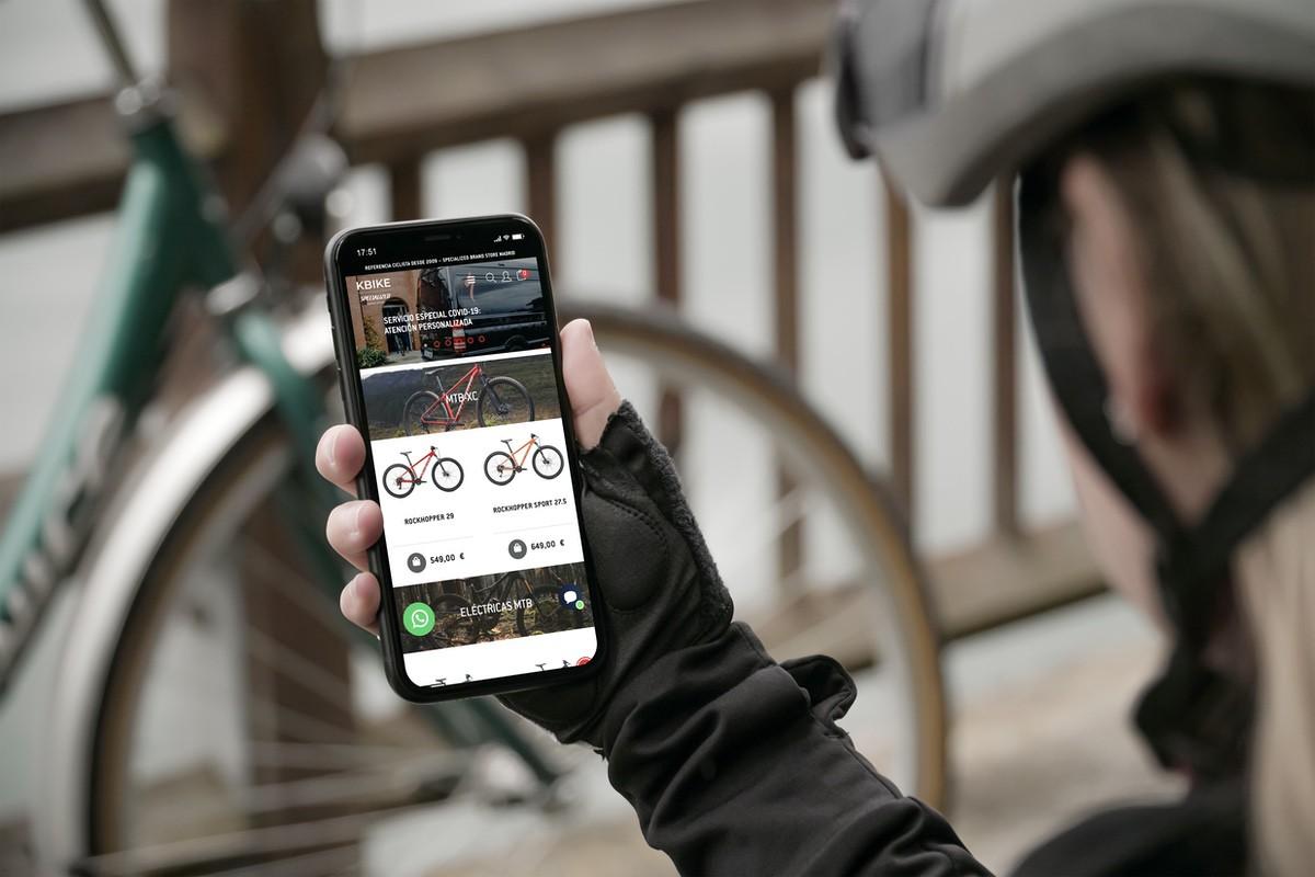 KBIKE Cycling Store estrena su nueva web