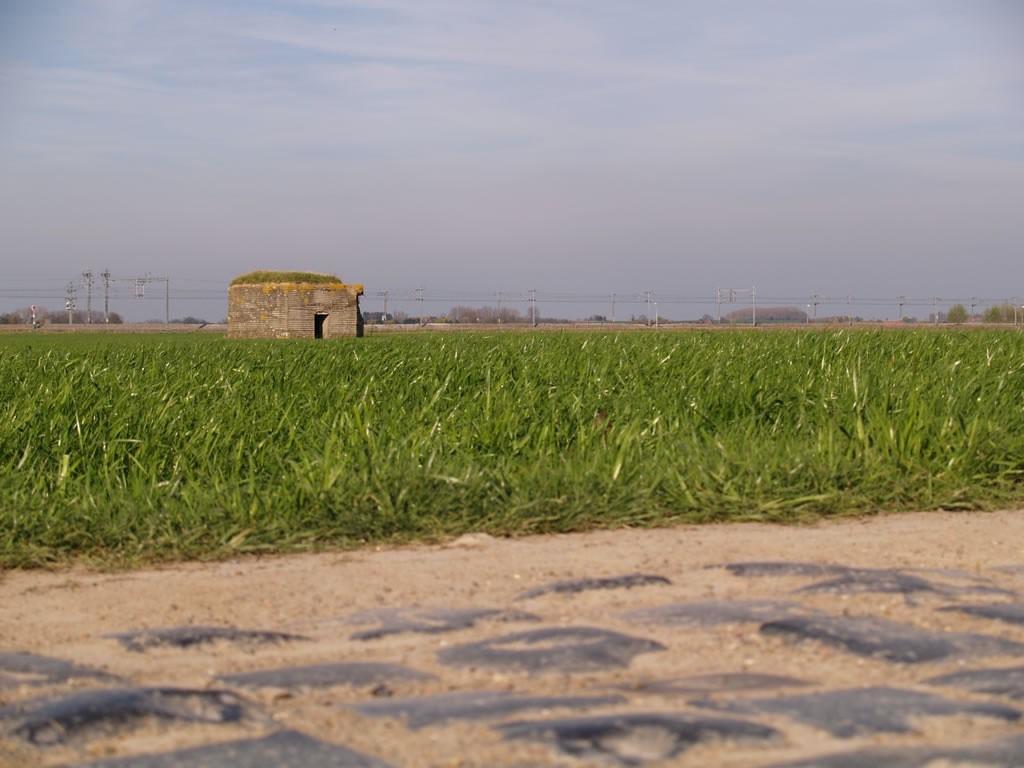 Bunker de la primera guerra mundial