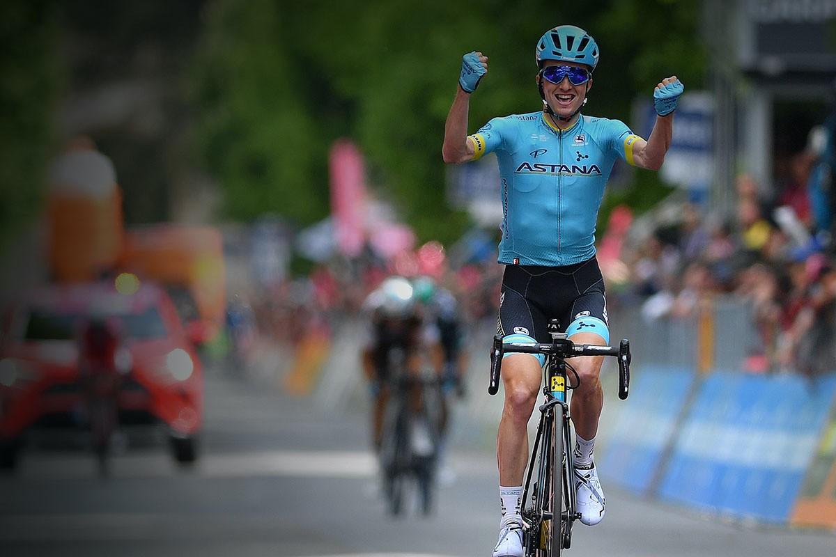 Pello Bilbao (Astana) gana la 7ª etapa del Giro 2019