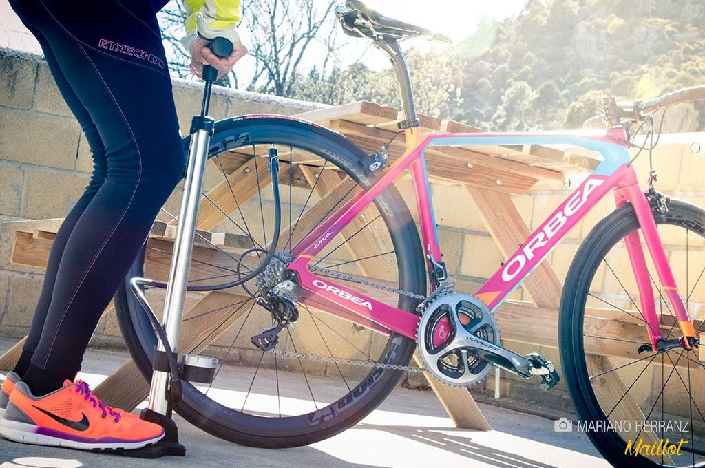El ancho de los neumáticos en ciclismo ¿más es mejor?