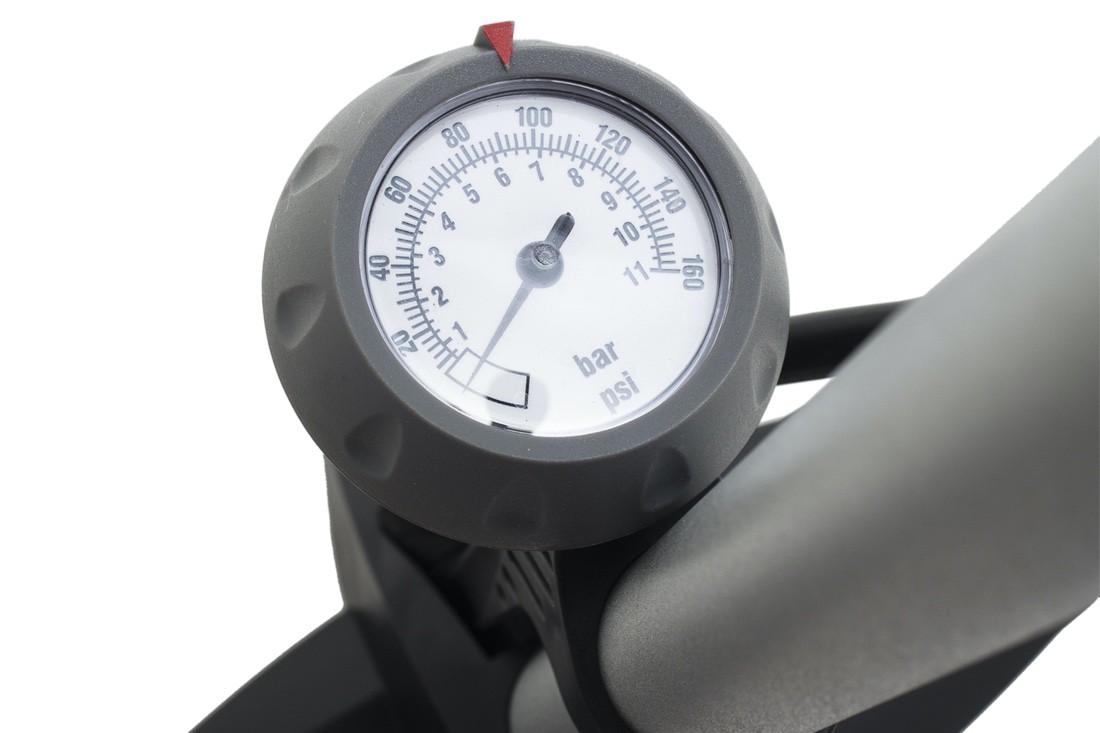 La presión adecuada para nuestros neumáticos