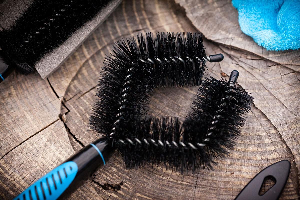 PRO Kit de cepillos de limpieza