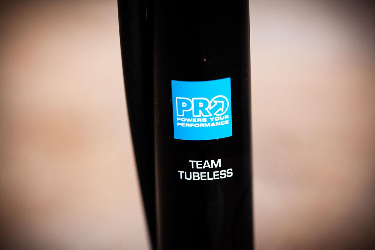 Bomba de taller PRO Team Tubeless