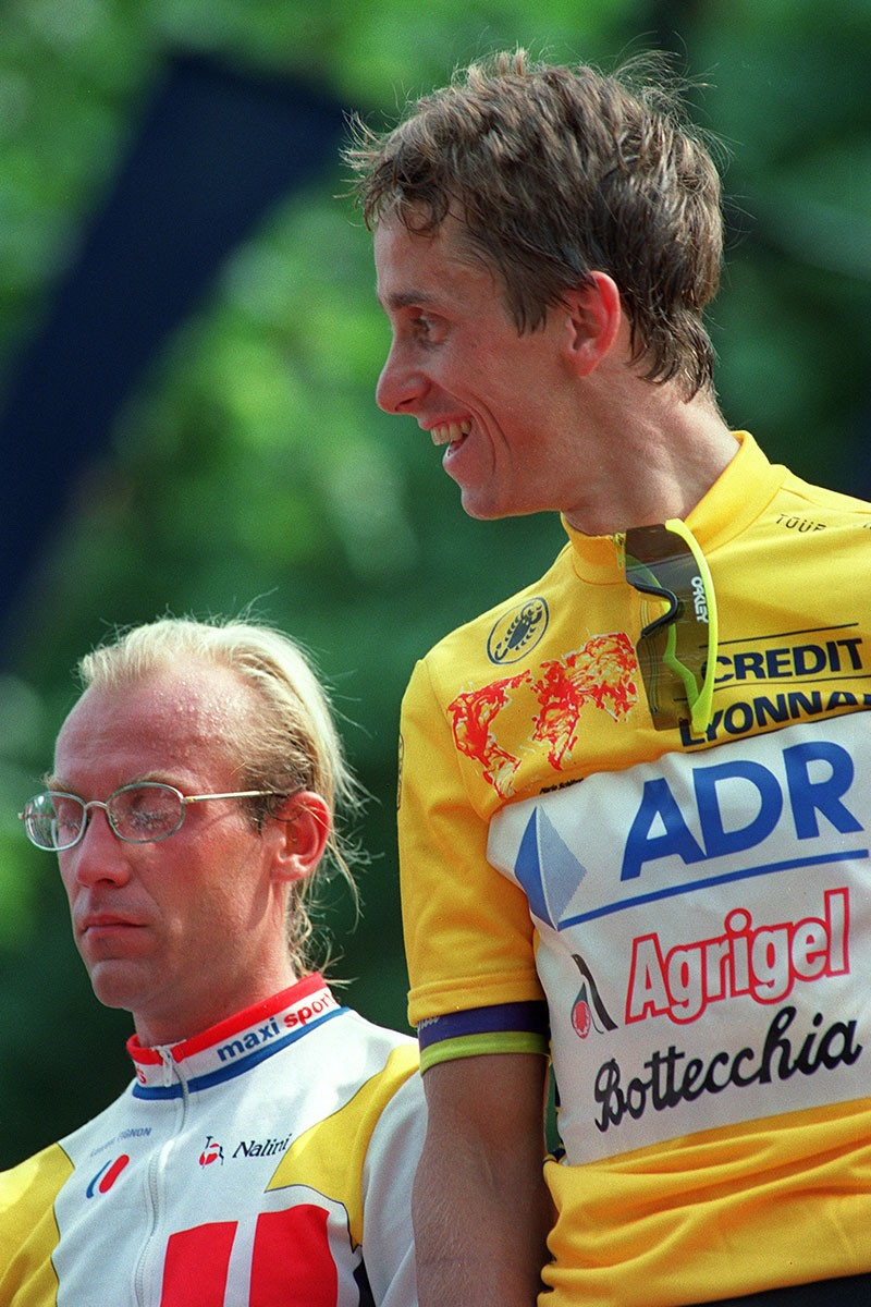 ¿Qué ocurrió…? La lucha entre Fignon y Lemond