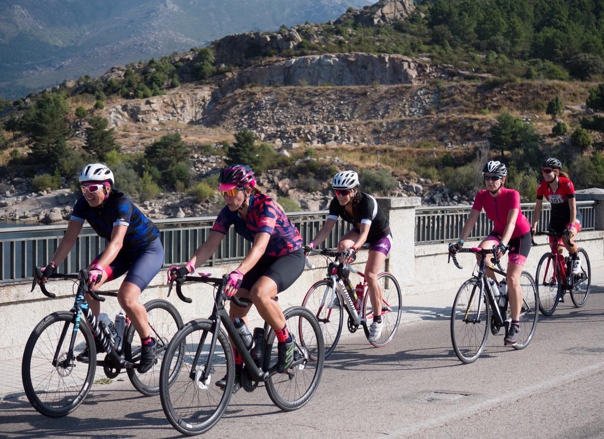 Así fue el Rapha Women's 100 by Canyon