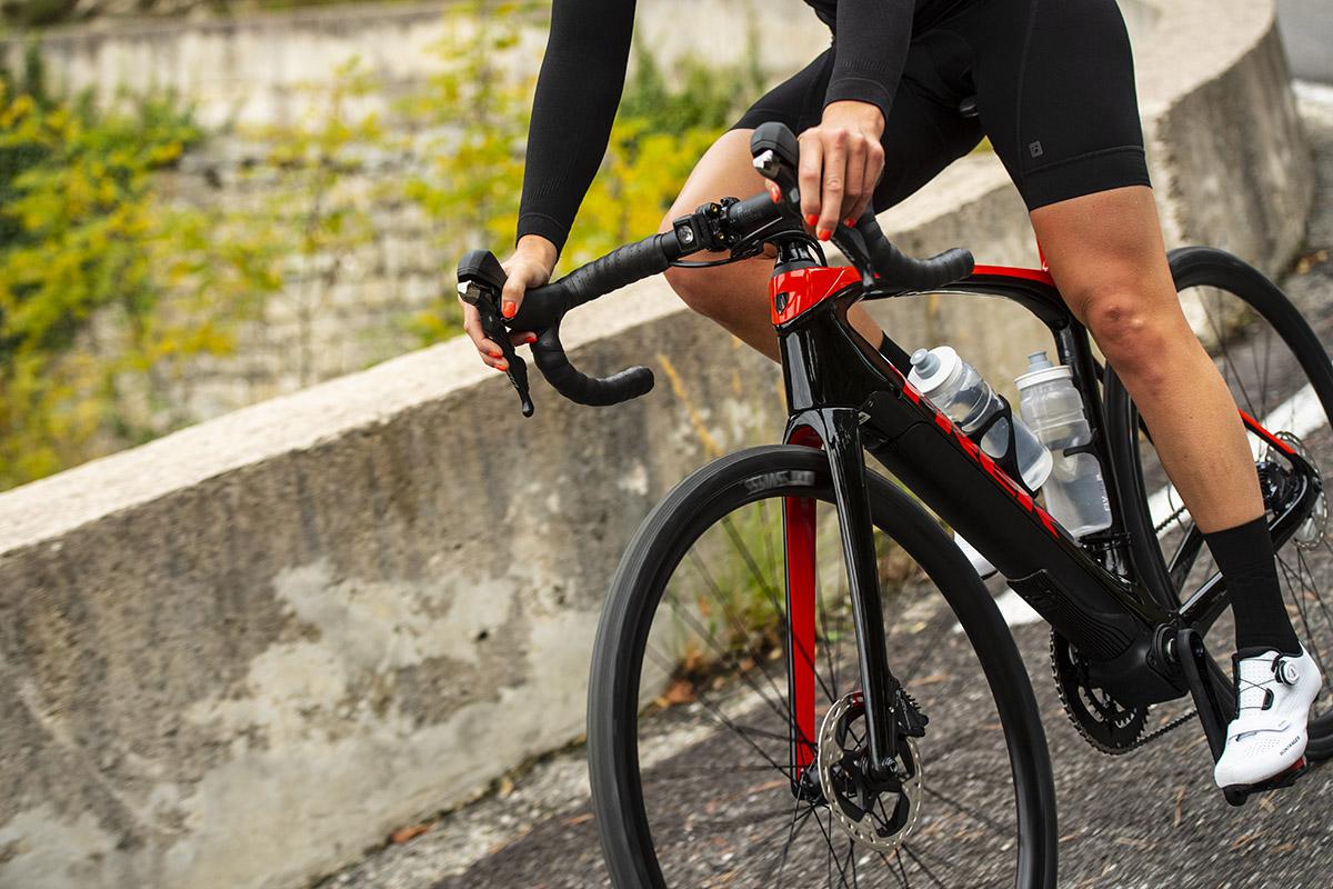Reach y Stack en la geometría de la bicicleta