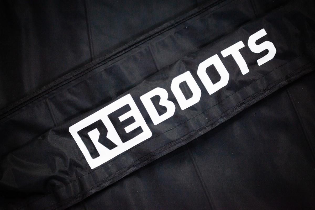 Reboots Go (botas de recuperación)