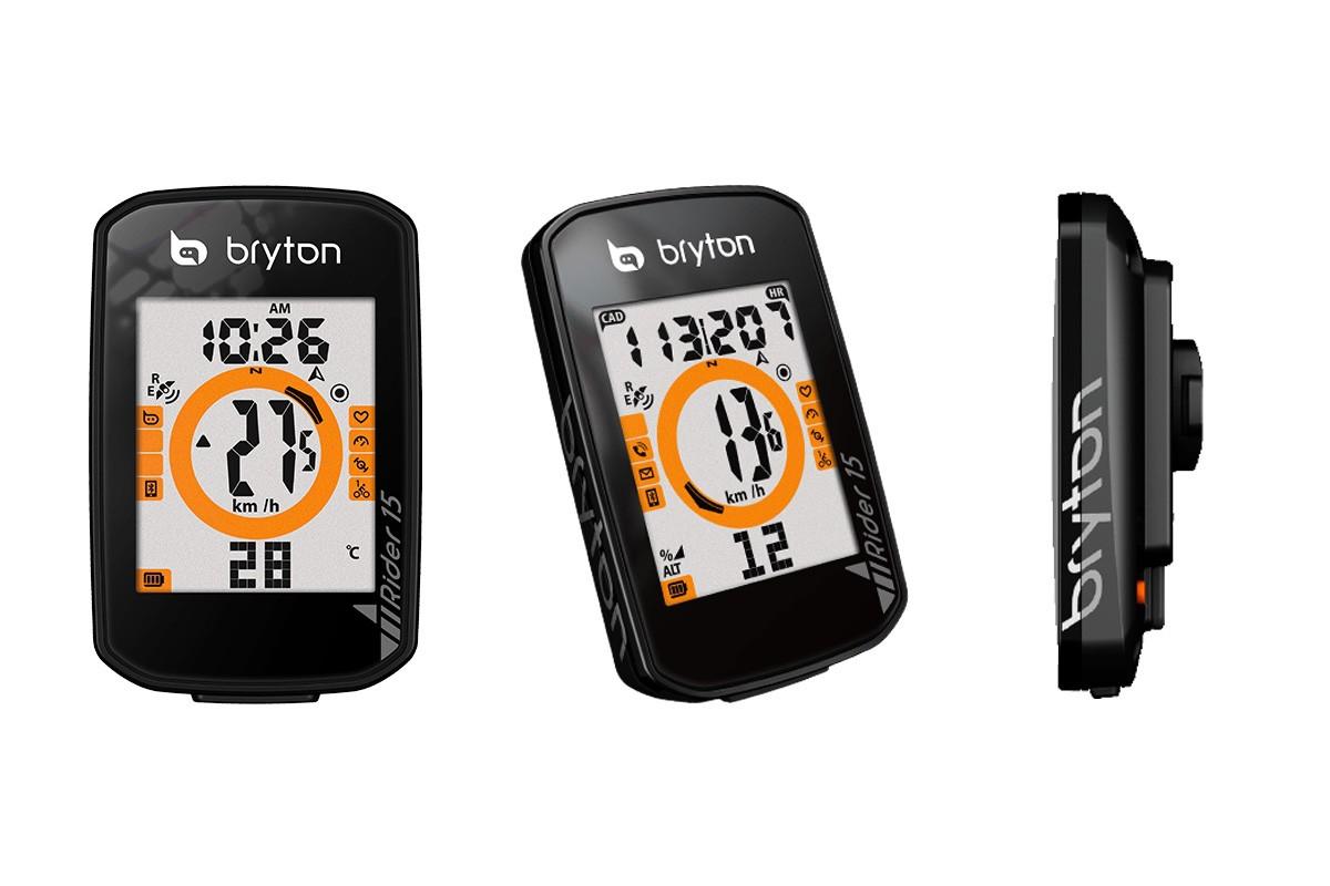 GPS Bryton Rider 15