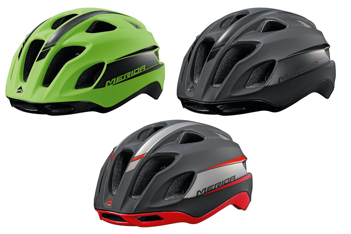 Casco Merida Team Road