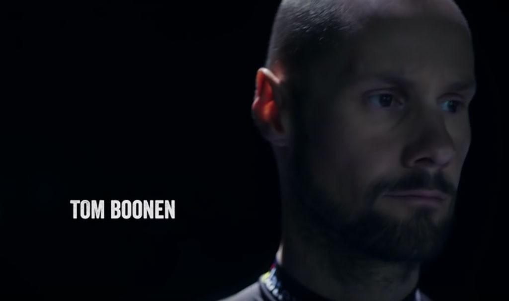 El último Km de Tom Boonen