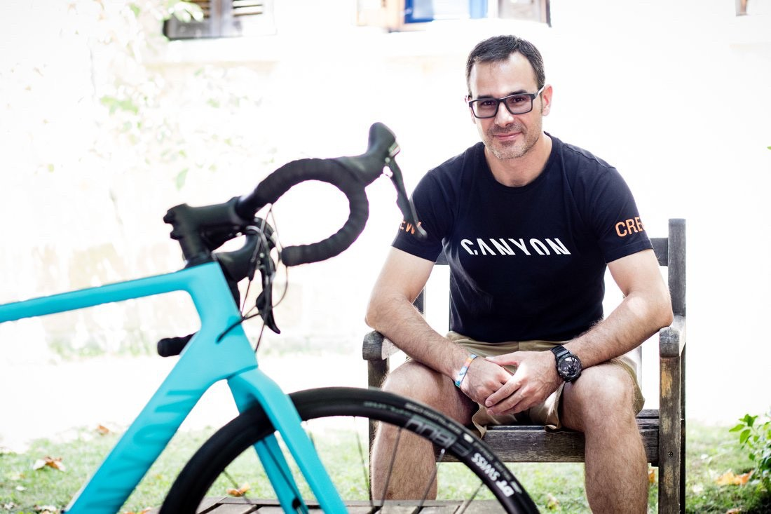 Entrevista a David Toledo (Country Manager Canyon Bicycles)
