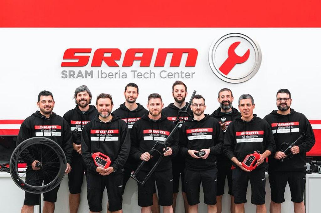 SRAM Iberia Tech Center
