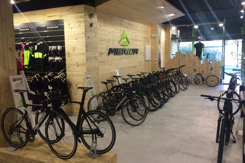Merida Bikes CdC