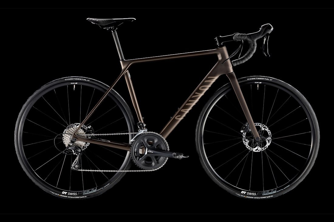 Límite 2.500 €: Canyon Ultimate CF SL Disc 7.0