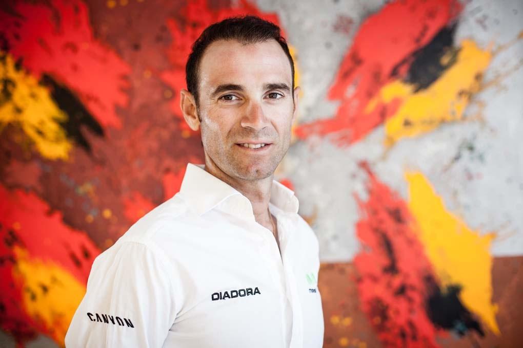 Alejandro Valverde, el juego del ciclismo