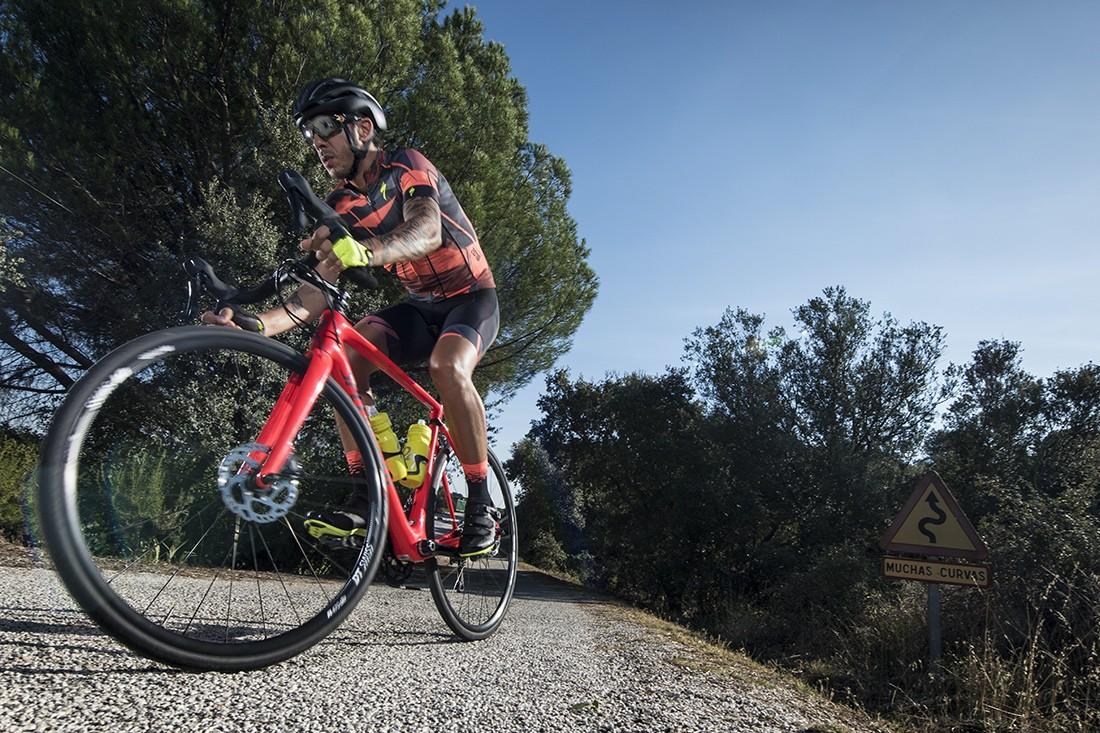 Prueba de la Specialized Roubaix Elite