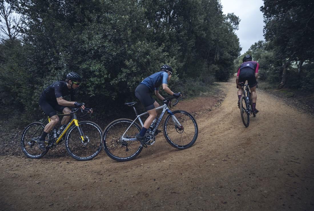 Terra: la nueva bici gravel de Orbea