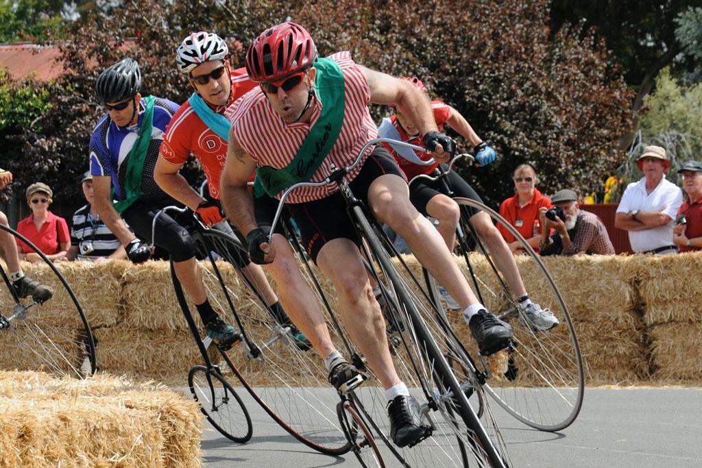 Penny Farthing: aquellos tiempos heroicos del ciclismo