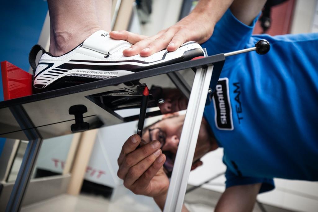 Ajusta tus calas y pedales con Bikefitting, la biomecánica 2.0.