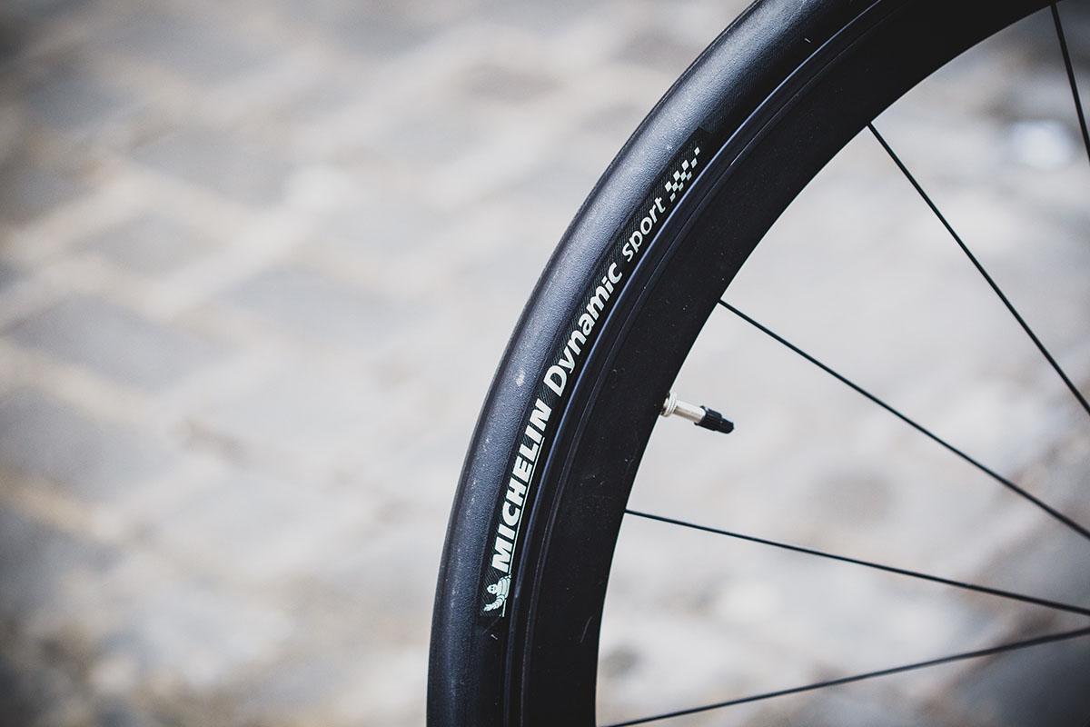 Neumáticos Michelin Dynamic Sport de 28 mm
