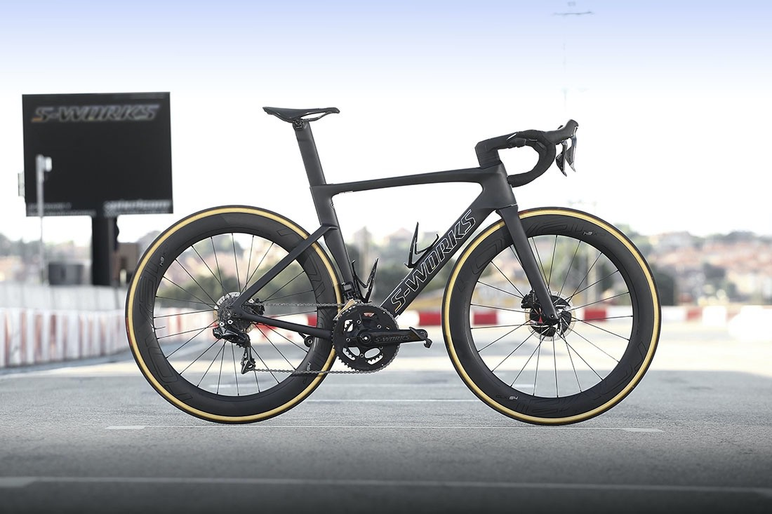 Test: Specialized S-Works Venge Disc Di2