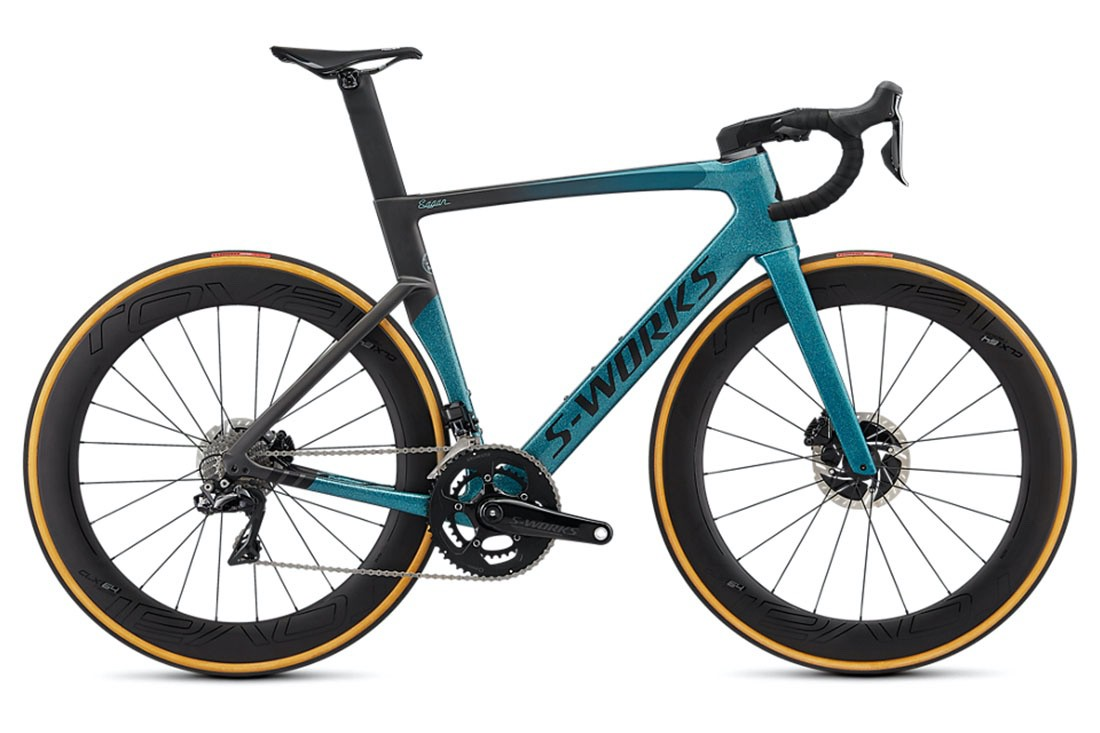 Specialized S-Works Venge Sagan Collection