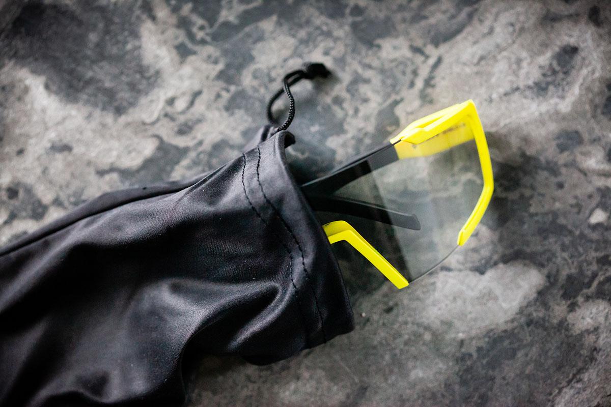 Scott Shield LS con lente fotocromática