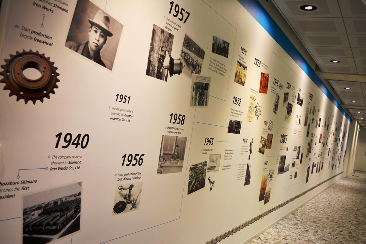 Comienza la celebración del centenario de Shimano: fotolibro y web conmemorativos