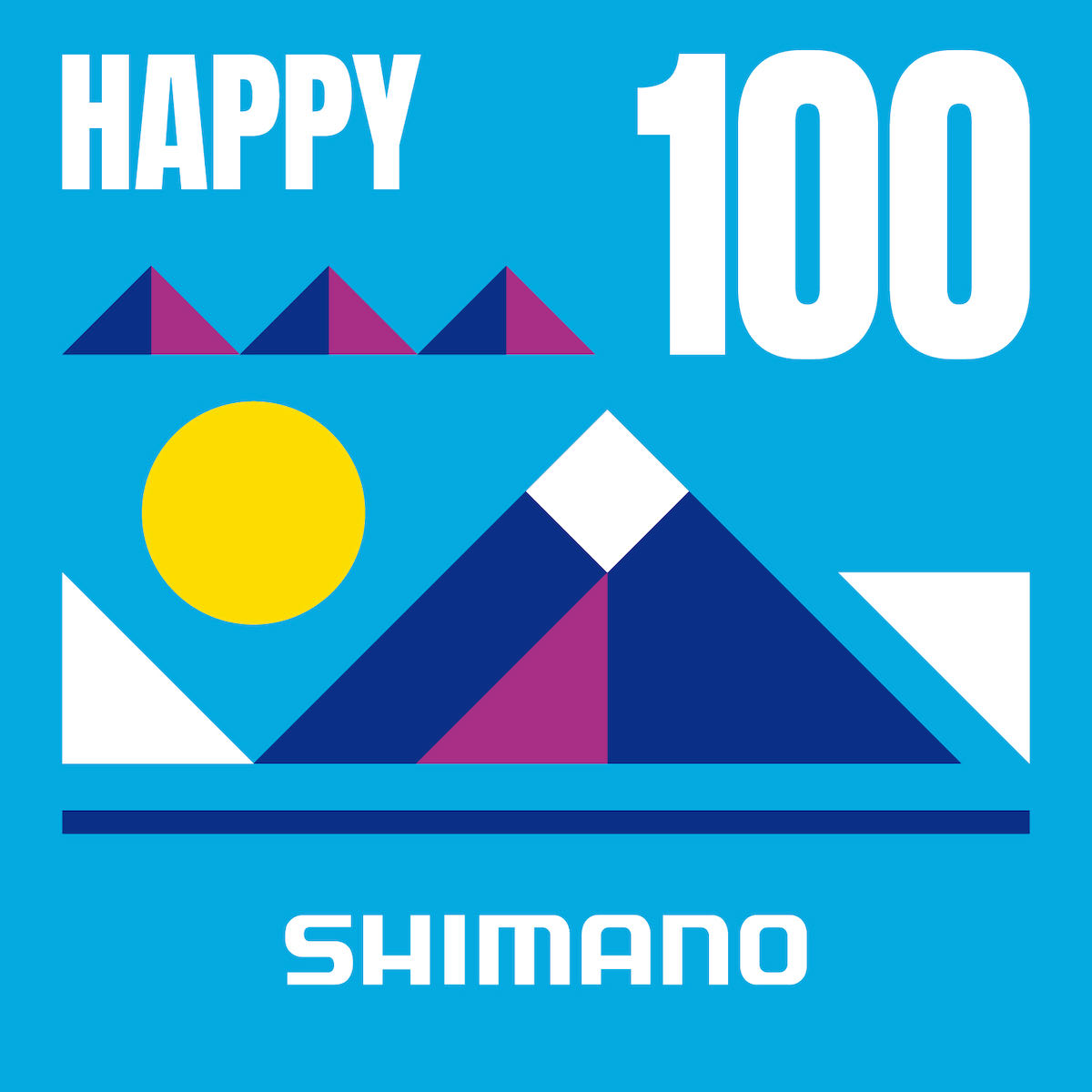 Shimano Happy One Hundred