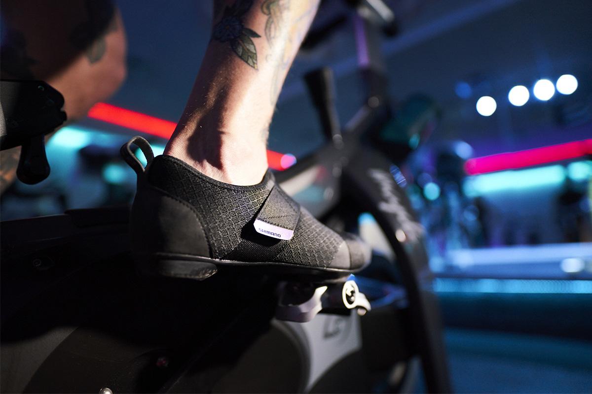 Nuevas Shimano IC1 e IC2 para ciclismo indoor