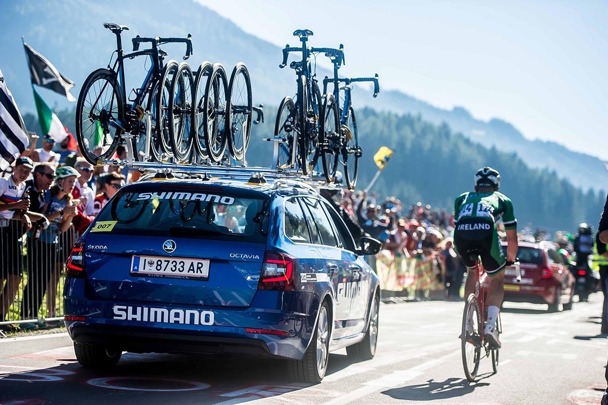 Shimano seguirá siendo patrocinador oficial de la UCI hasta 2024