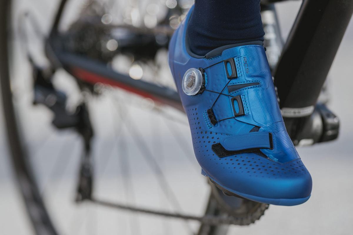 Nuevas zapatillas Shimano RC5