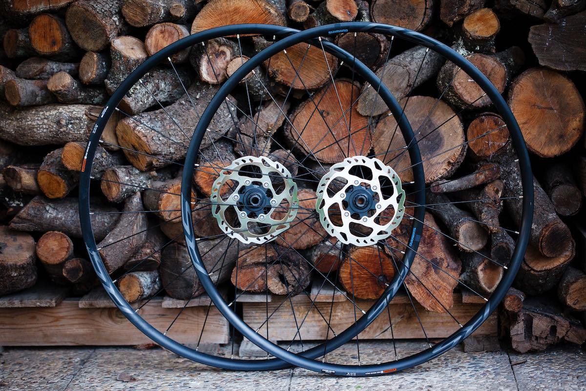 Test: Ruedas Shimano RS171