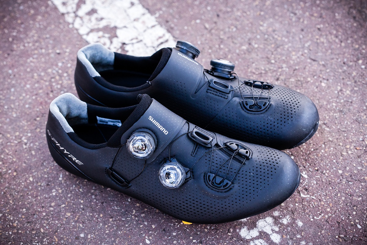 Test: Zapatillas Shimano S-Phyre RC9