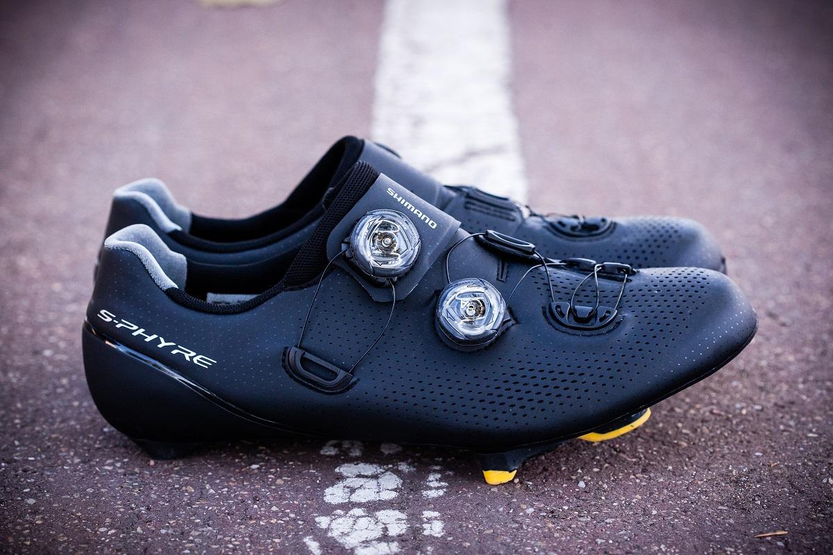 Test: Zapatillas Shimano S-Phyre RC9