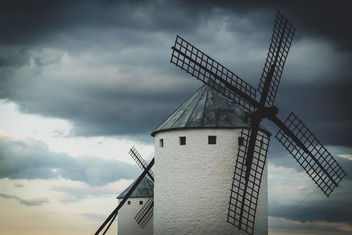 Siguiendo los pasos de Don Quijote
