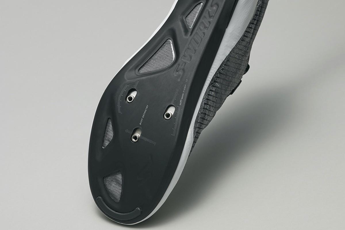 Nuevas zapatillas Specialized S-Works Exos