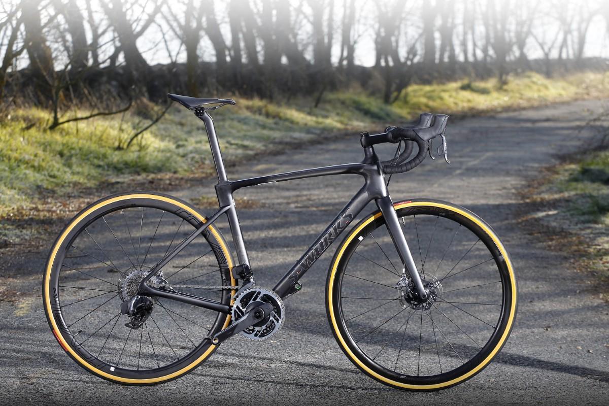 Specialized S-Works Roubaix SRAM Red ETap AXS