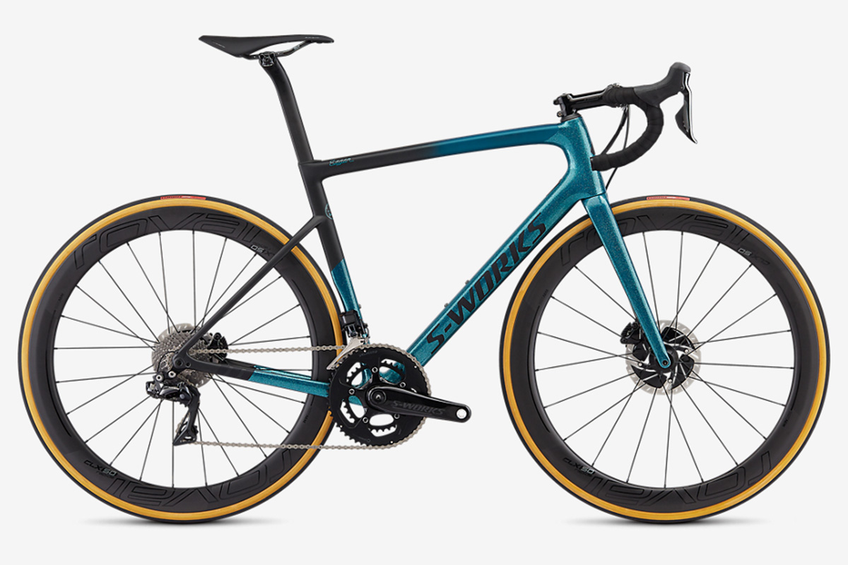Specialized S-Works Tarmac Disc Sagan Collection