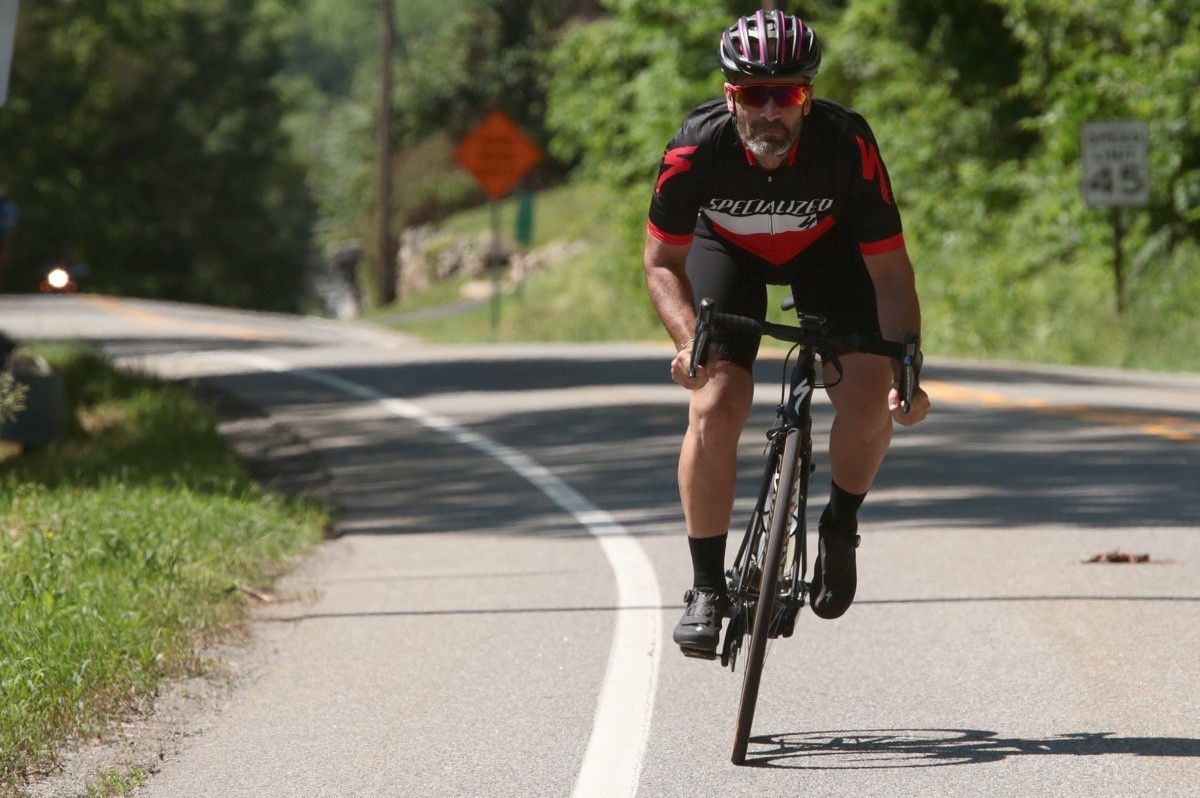Primeras pedaladas con la Specialized Tarmac